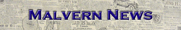 Malvern News